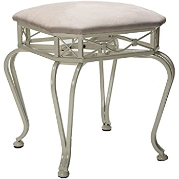Amazon Com Enstyle Galano Vanity Stool Cream Kitchen