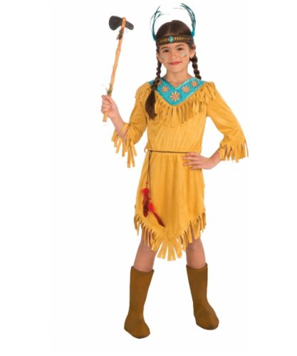 Forum Novelties Little Flower Native American Child Costume, Small]()