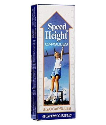 Speed Ayurvedic Height Supplement -60 Capsules