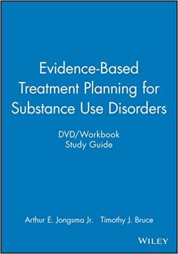 Amazon ladattavat kirjat ipadille Evidence-Based Treatment Planning for Substance Use Disorders DVD / Workbook Study Guide (Evidence-Based Psychotherapy Treatment Planning Video Series) Suomeksi PDF 1118214919