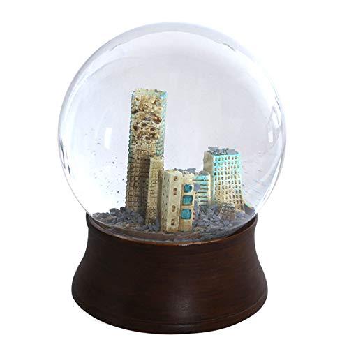 CARWORD Crystal Ball Apocalíptica Creativa Casa Decoración Clara Bola De  Cristal con Soporte Curación Bola Cristal 8e2b5eebb097a