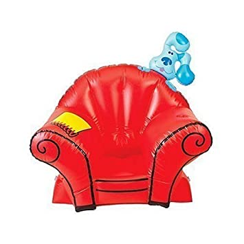 Amazon.com : Blue's Clues Inflatable Chair : Baby