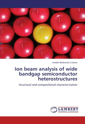 Ion beam analysis of wide bandgap semiconductor heterostructures: Structural and compositional characterization