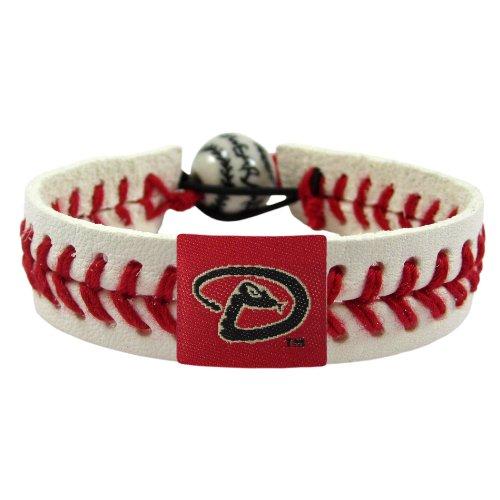 fan products of MLB Arizona Diamondbacks Classic Baseball Bracelet