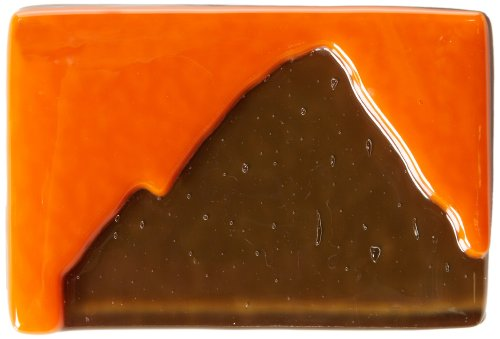 Mountain Khakis Men's Glass Teton Buckle, Orange/Brown, One Size