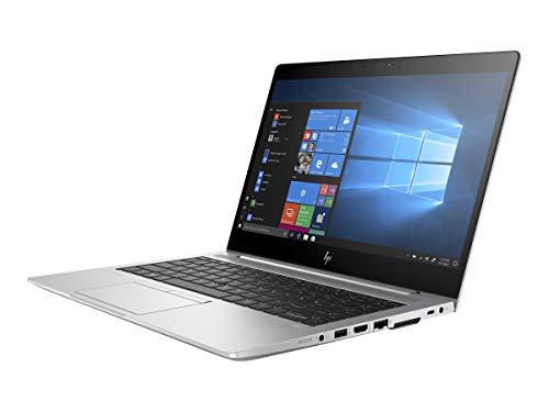 "HP 3RF12UT#ABA Elitebook 840 G5 14"" Notebook - Windows - Intel Core i7 1.8 GHz - 8 GB RAM - 256 GB SSD, Silver"