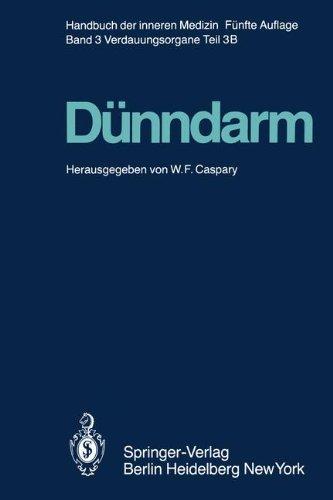 Dünndarm B (Handbuch der inneren Medizin) (German Edition)