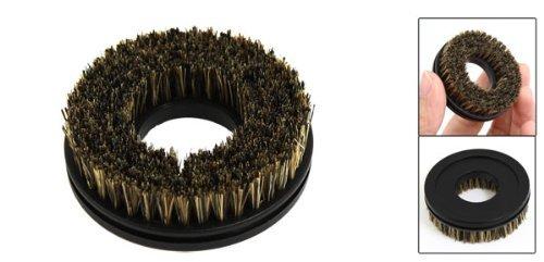 eDealMax 48 mm Diámetro Exterior de la Forma Redonda abrasivo de la muela abrasiva rotativa cepillo