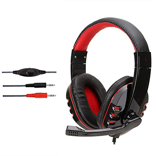 Best Stereo Earphones For Pc Gamings - yunbox299 Volume Control Gaimng Headphone Earphone