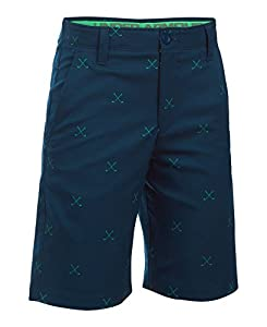 Under Armour Boys' Match Play Printed Shorts by Under Armour Apparel