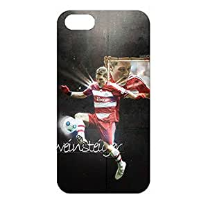 Bayern Munich Football Club Player Image Design Phone Case Special Style 3D Hrad Plastic Case Cover For Iphone 6/6s 4.7 (inch) Philipp Lahm