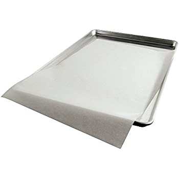 OnSale Paper Products 12x16-Inch Quilon Parchment Paper Non-Stick Baking Sheets, White - 200 Sheets