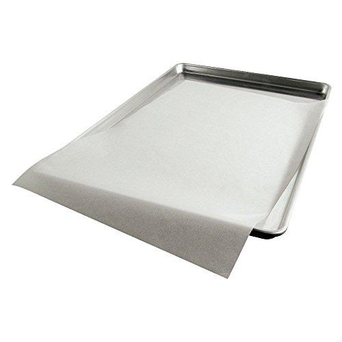 OnSale Paper Products Premium Quilon Parchment Paper Baking Sheets 12 X 16, Pan Liner (200 Premium Sheets, White)