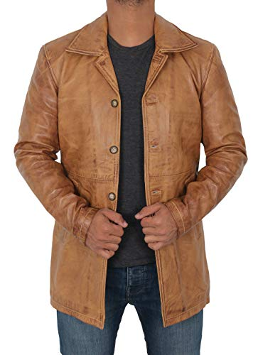 quilted biker jacket mens - 9