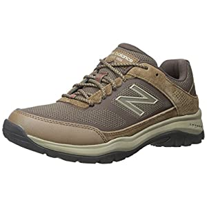 New Balance Women's WW669V1 Walking Shoe, Brown/Horizon, 9 D US