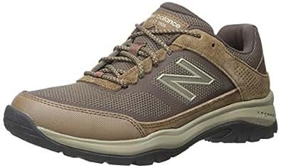 New Balance Women's WW669V1 Walking Shoe, Brown/Horizon, 5 D US