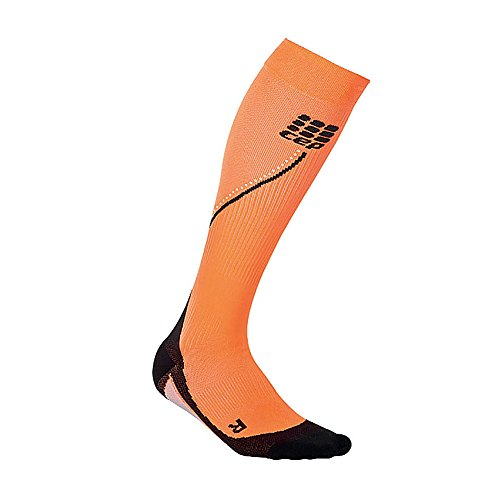 nbsp;night 0 Progressive Run 2 Cep Women' Orange Socks S XZz6nwx