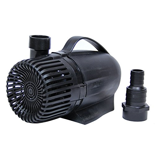 - Pond Boss Waterfall Pump, 2300 GPH
