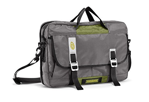 Timbuk2 Control Laptop Case, Algae Green/Gunmetal, Medium