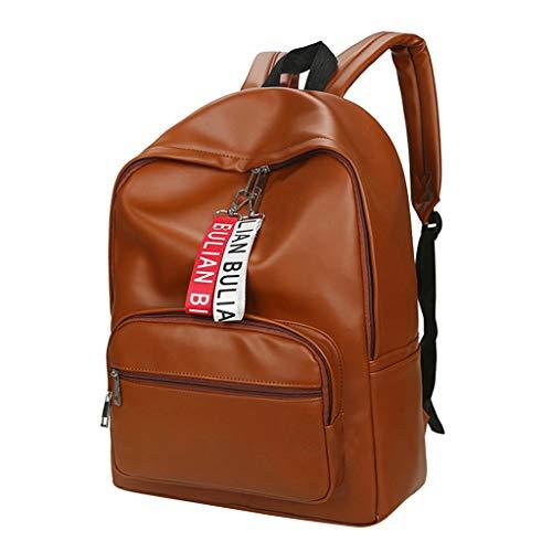 Backpack for Women,SIN+MON Fashion Zip Bookbag for Teen Girls with Anti-Theft Back Pocket Rucksack Large Shoulders Bag