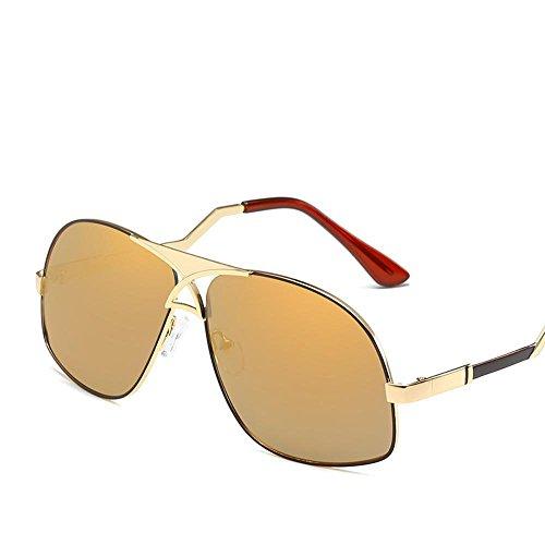 sol de B hombres de libre aire al de gafas metal sol de Tendencia los conducción con Aoligei la de de gafas de de sol personalidad shing la gafas qInSTwnpxY