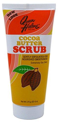 Queen Helene Cocoa Butter Natural Facial Scrub, 6 Ounce -- 6 per case.