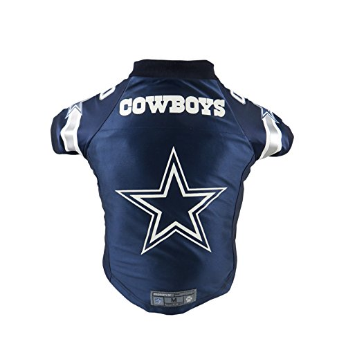 Nfl Dallas Cowboys Clothing (NFL Dallas Cowboys Premium Pet Jersey, Large)