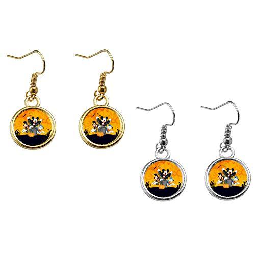Disney Halloween Earrings