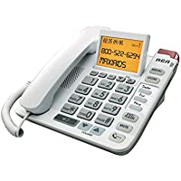 Amplified Big Button Speakerphone with Caller ID-40dB