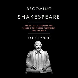 Becoming Shakespeare Audiobook
