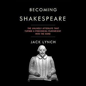 Becoming Shakespeare Audiobook