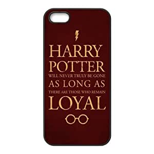 iPhone 5S Protective Case - Harry Potter Hardshell Carrying Case Cover for iPhone 5 / 5S