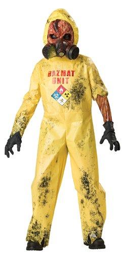 Hazmat Hazard Scary Child Costume (Costumes Scary)