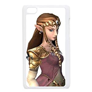 iPod Touch 4 Case White Super Smash Bros Princess Zelda 008 GY9261280