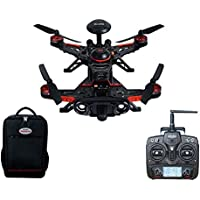 Walkera Runner 250 Advance with 800TVL Camera Racer RC Drone Quadcopter RTF with DEVO 7 / OSD / Camera Googgle2 Glasses / Backpack- High Version