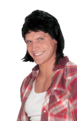 Mullet Wig -