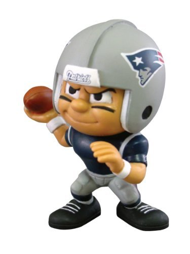 Lil' Teammates New England Patriots Quarterback NFL Figurines by Lil' (Lil Teammates Quarterback Figurine)