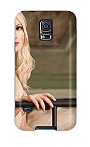 Hot YvMxdCb6894LCcLF Case Cover Protector For Galaxy S5- Emily Browning In Sucker Punch