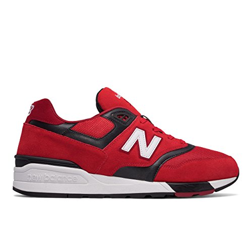 Bianco 0 Rot Sneaker Herren Balance New 43 0qwRPP