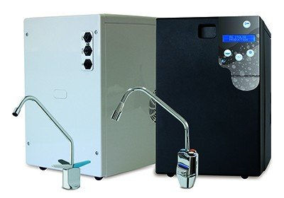 GENIUS OSMY-Dispensador de agua con gas con calzada osmosi inversa: Amazon.es: Hogar