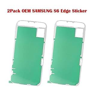 Amazon.com: Carcasa trasera para Samsung Galaxy S7 G930 ...