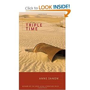 Triple Time (Pitt Drue Heinz Lit Prize) Anne Sanow