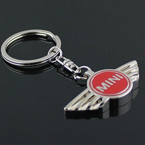 mini-cooper-3d-metal-logo-car-key-chain-ring-marked-model-keychain-red
