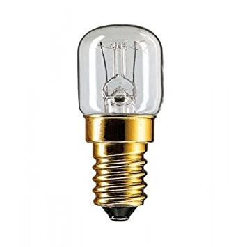 Prilux incandescencia - Lámpara pebetero horno 25w 230v e14 300 ...