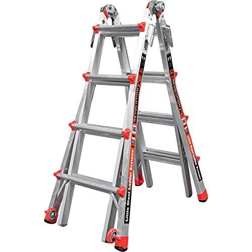Little-Giant-Type-1A-RevolutionXE-Multi-Use-Ladder-17ft-Model-Number-XE-M17