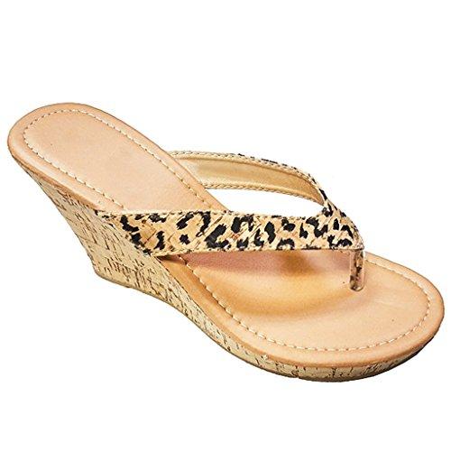 Women Platform Thong Sandals Fashion Col - Ladies Jeweled Thong Sandal Shopping Results