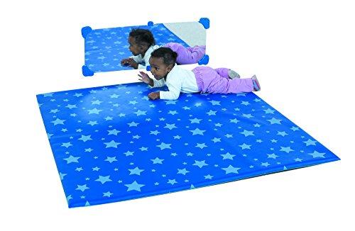 Children's Factory Starry Night Activity Mat Classroom Furniture - CF705-137PT