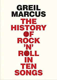 Book Cover: History of Rock 'n' Roll in Ten Songs