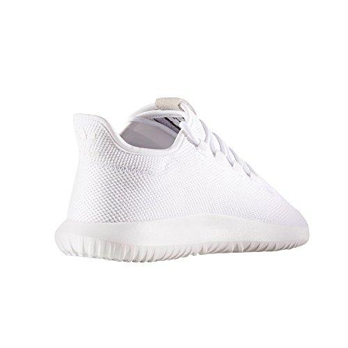 adidas Originals Tubular Sadhow CG4563, CG4562. Scarpe Unisex. Sneaker Ginnastica. (44 EU, Ftwr White)