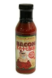 Captain Thom's Slappin' Fat Bacon Ketchup